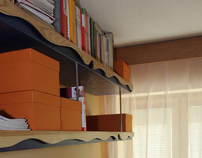 Billow Shelf
