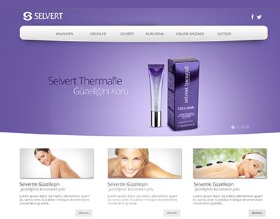 Selvert Sample Web Work