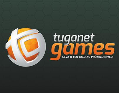 Tuganet Games - Logo