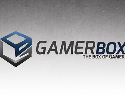 GamerBOX.pt - Logo