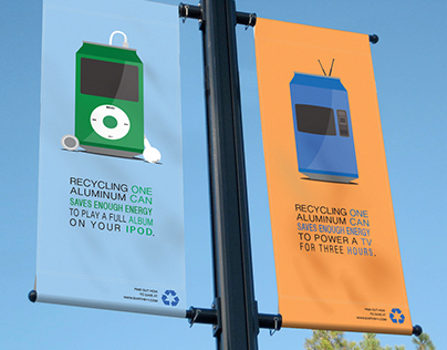 Waste Management Campaign Posters