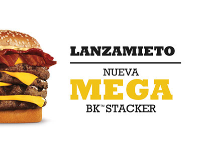 BK STACKER BURGER KING