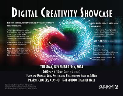 Digital Creativity Showcase