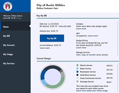 City of Austin Utilities