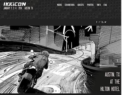 Convention Web Design