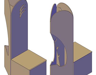 Silla Arbotante ( Arbotante Chair )