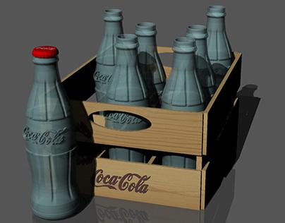 Cocacola render
