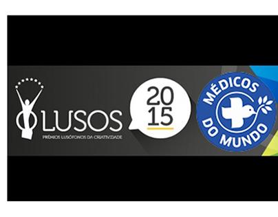 3º  Lugar PRÉMIOS LUSOS / Médicos do Mundo