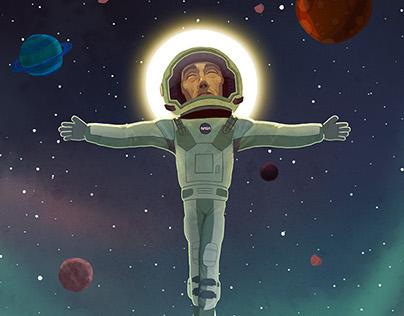 Interstellar Movie FanArt