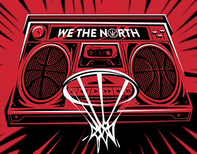 Art of The North | Basketball Boombox
