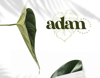 Adam - Organic Design