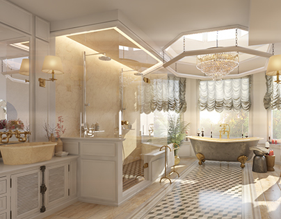 Clasic Bathroom