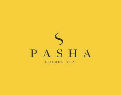 Pasha Tea / Branding