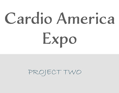 Cardio America Expo