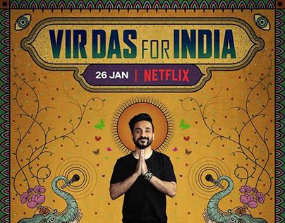 Vir Das: For India | Netflix India