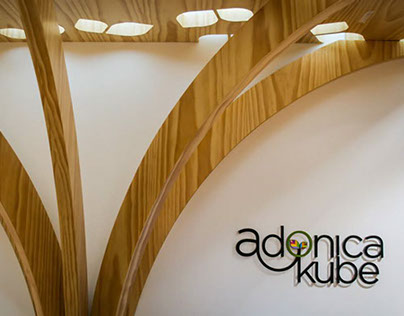 Retail Store for Adonica Kube