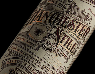 """Label and bottle photography at """"Think Bold Studio"""""""