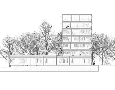 Housing + Urban Park