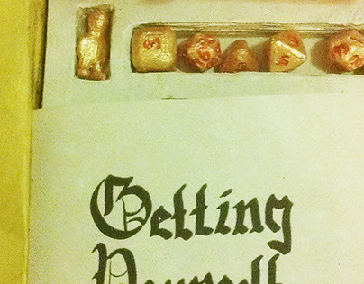 Tabletop RPG Subculture Book