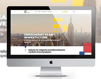 Finance Navigator brand visual identity and website