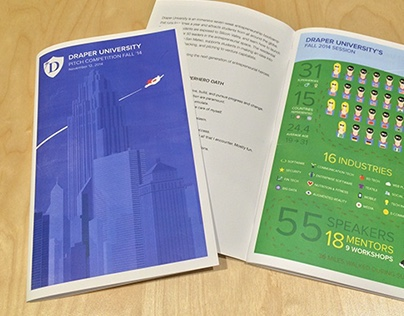 Draper University Fall 2014 Booklet