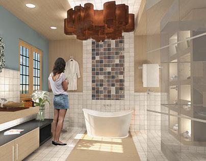 Construct Bathroom Design