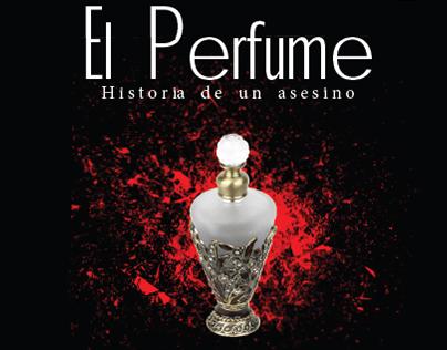 "Portada libro ""El Perfume"" on Behance"