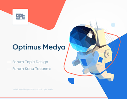 Optimus Medya Topic Design