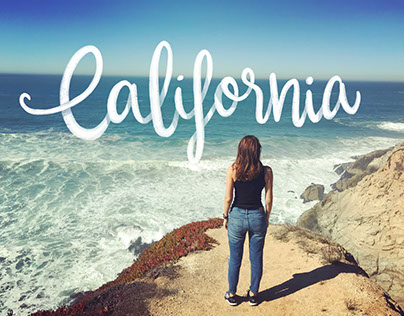 California Lettering Project