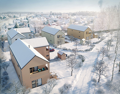 Residential Houses in Norway