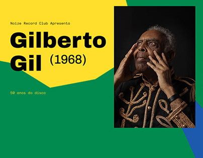 NOIZE Mag: Gilberto Gil em Vinil (1968)