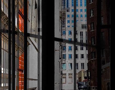 Outside my Window/Cincinnati 2