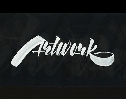 Calligraphy 2015