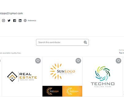 Provide various kinds of logos