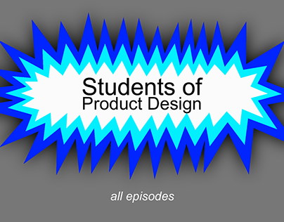 Students of Product Design series