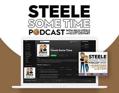 Steele Sometime Podcast