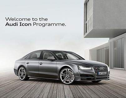 Audi Icon Programme - 2014
