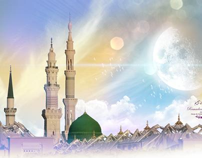 Wallpaper series (Ramadan Kareem)