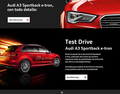 Audi e-tron HUB