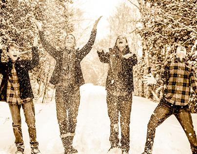 Melissa, KC, Mitch & Michael