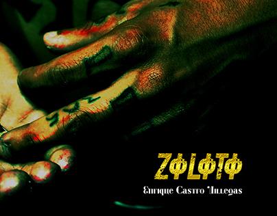 Zoloto - Cover design