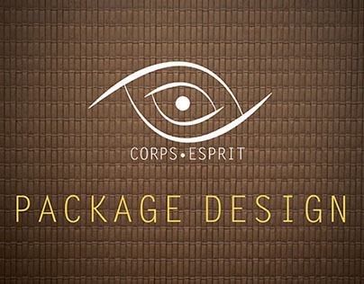 Package Design · Corps Esprit
