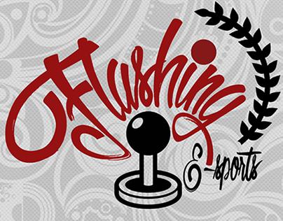 Flashing e-sports logo
