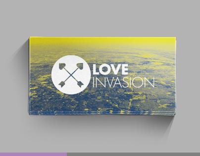 Love Invasion 2014