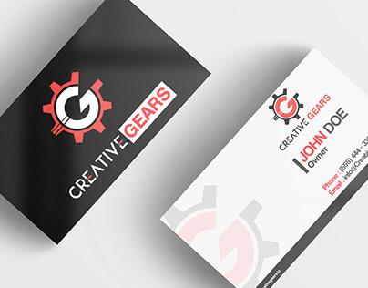 Creative Gears - Branding