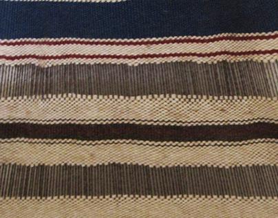 Navajo Inspired Weaving
