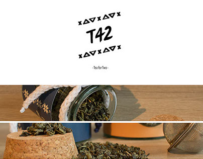Tea for Two (T42) - production of packaging