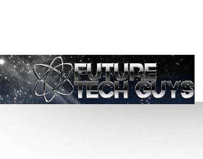 Future Tech Guys Logo design