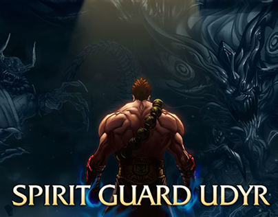Spirit Guard Udyr Motion Comic on Behance