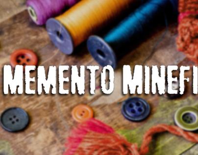 Memento Minefield Etsy Store Banner